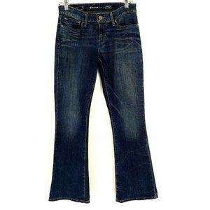 Levi's Womens Demi Curve Modern Rise Bootcut Jeans